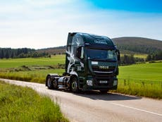Whisky distillery says its entire delivery fleet will run on 'green biogas'