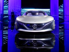 Mercedes to go all electric by 2030