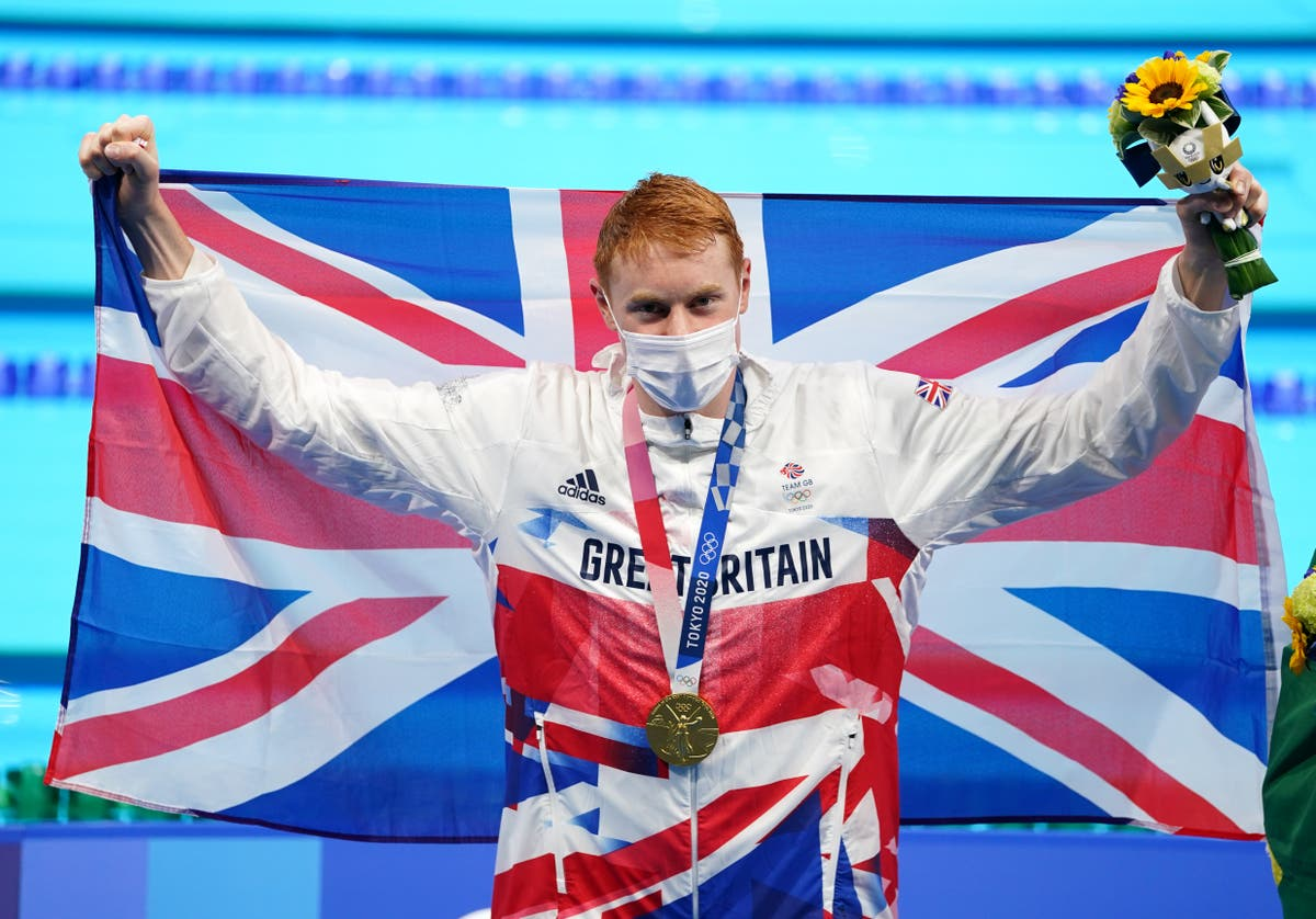 Tom Dean admits Olympics gold was distant dream during battle with Covid