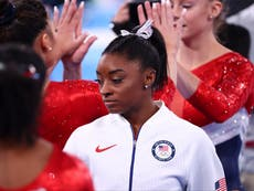 Olimpiese Spele in Tokio LIVE: Simone Biles withdraws from team final over mental health concerns