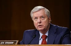 Fully-vaccinated Lindsey Graham announces he has tested positive for Covid
