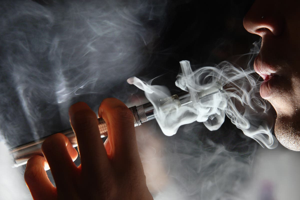 Electronic cigarettes have been branded 'harmful' by the head of WHO