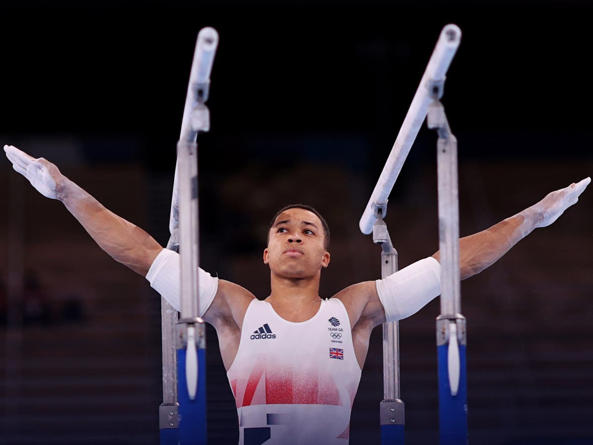 When is Joe Fraser competing at Tokyo Olympics tomorrow?