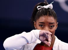 Simone Biles: USA gymnast reveals mental health concerns behind exit from Olympic team final