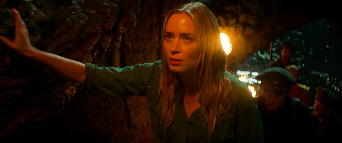 Review: Emily Blunt transcends overstuffed 'Jungle Cruise'