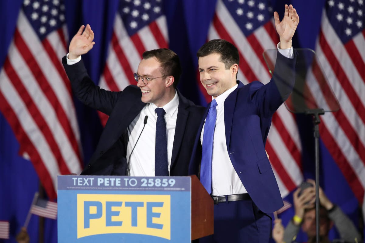 Pete Buttigieg and husband Chasten reveal they have become parents