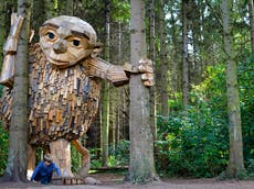 Why a troll hunting tour of Denmark is the education in sustainability you never knew you needed