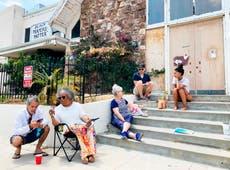 Residents fight to preserve historic Black church in LA