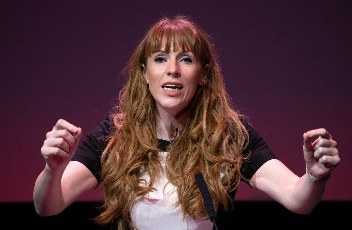 Could Angela Rayner be Labour's answer to Boris Johnson? | 凯茜纽曼
