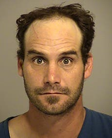 California man pleads not guilty after arrest for shooting at Firehawk helicopter