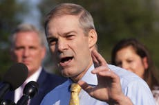 Jim Jordan dodges question on whether he spoke to Trump before, during or after US Capitol riot