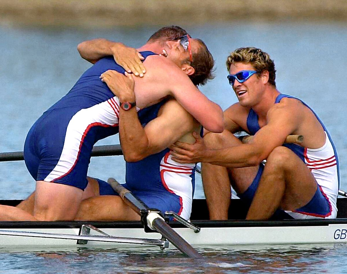 End of an era as Great Britain lose Olympic men's four final