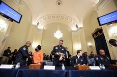 Capitol attack hearing: 'Kill him,' racial slurs and more
