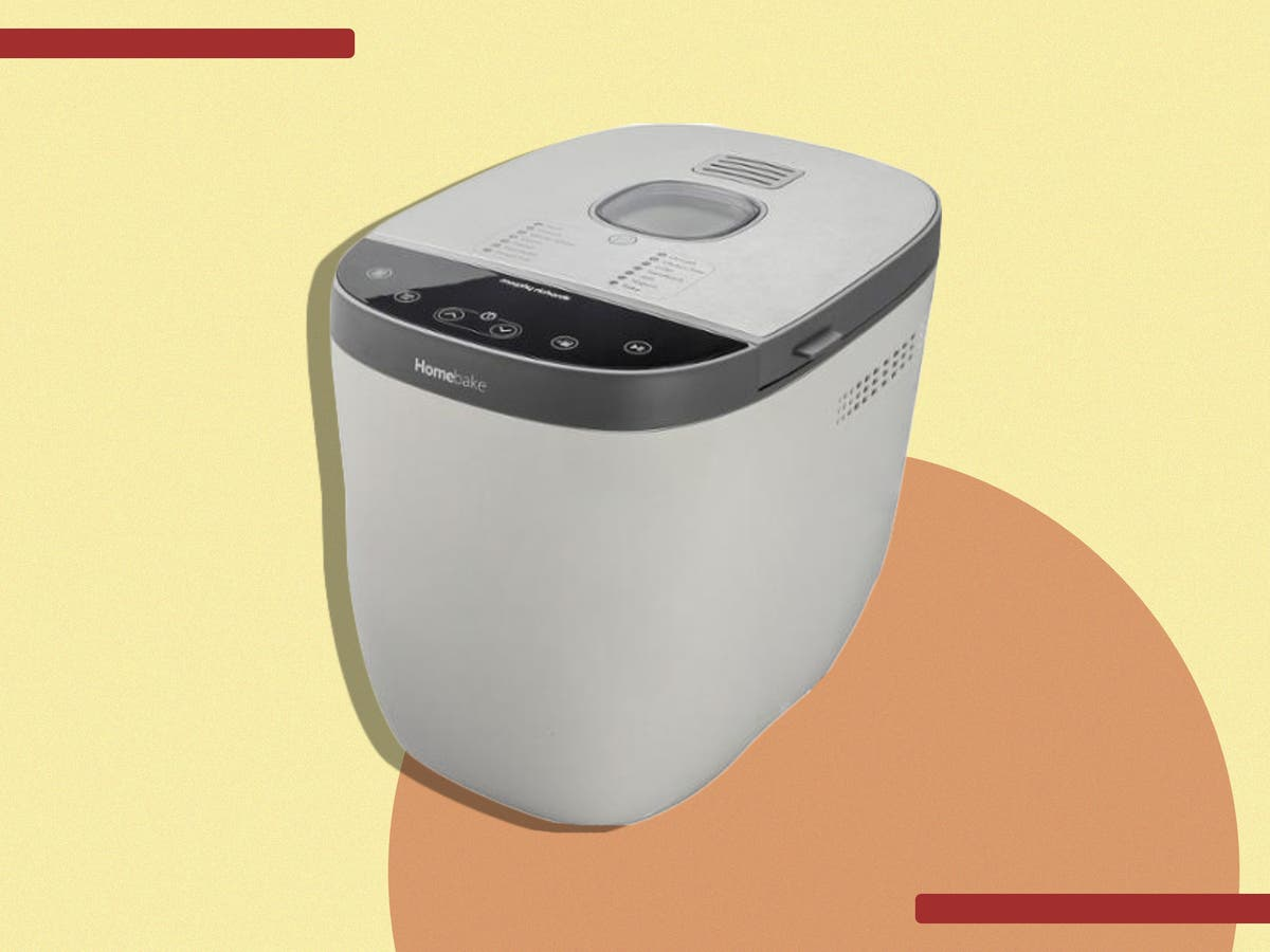 Is there anything the £75 breadmaker from Morphy Richards can't make?