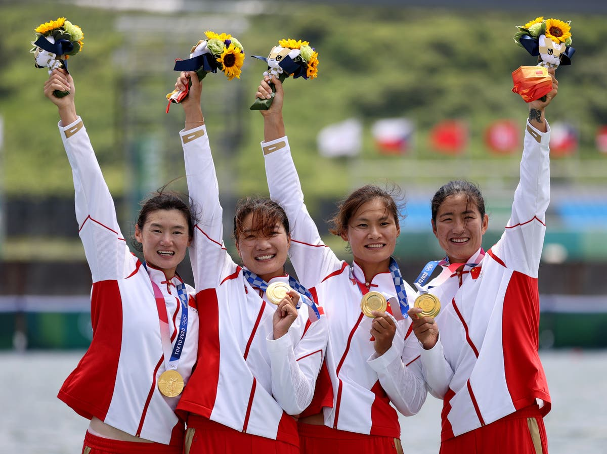 Tokyo 2020 medal table: Who's winning Olympic Games so far?