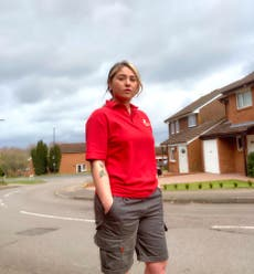 The female key workers facing sexual harassment on the Covid frontline