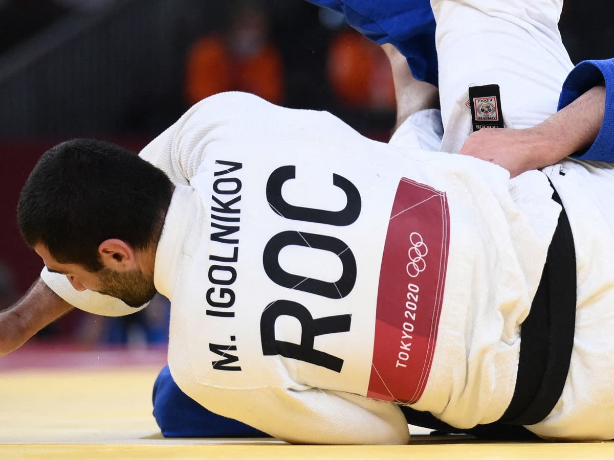 How many ROC athletes are there at Tokyo Olympics?