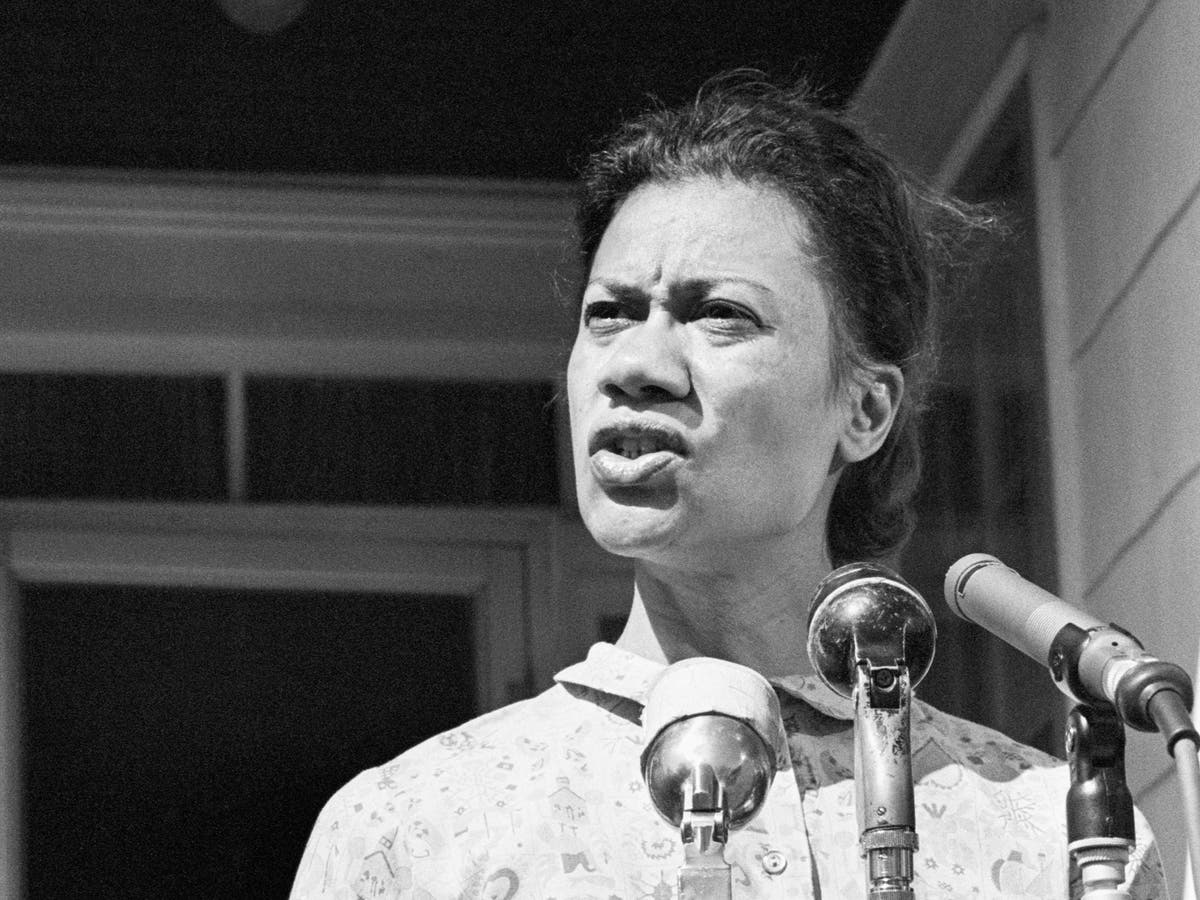 Gloria Richardson: Civil rights activist who refused to compromise