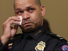 シモーネ・バイルズから国会議事堂警察まで, アメリカの権利は弱さへのファシストな執着を持っています