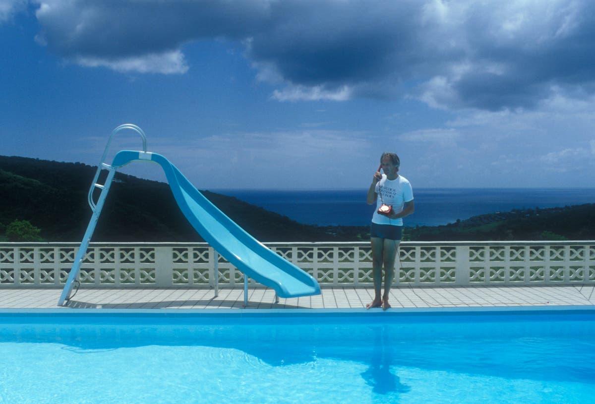 Jimmy Buffett on wild times at the Caribbean's most rock'n'roll studio