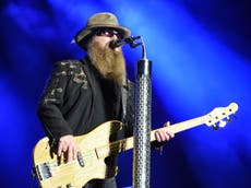 Dusty Hill death: Tributes pour in after ZZ Top bassist dies aged 72