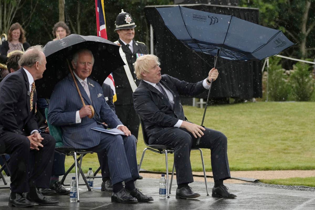 英国は 6% 30年前よりも雨が多い, 気象庁は言う