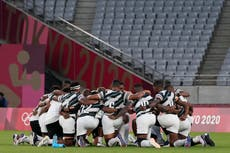 COVID-hit Fiji celebrates Olympic rugby sevens gold