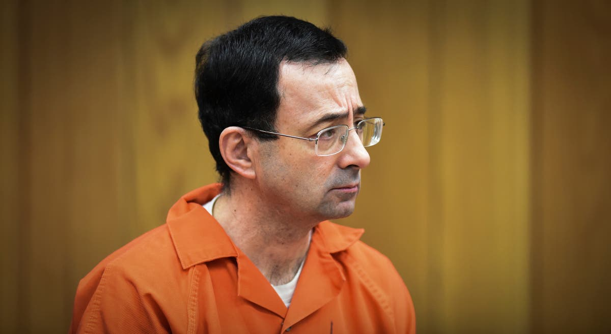 Feds seek money in Nassar's prison account for restitution