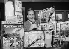 Ron Popeil, inventor and king of TV pitchmen, meurt à 86