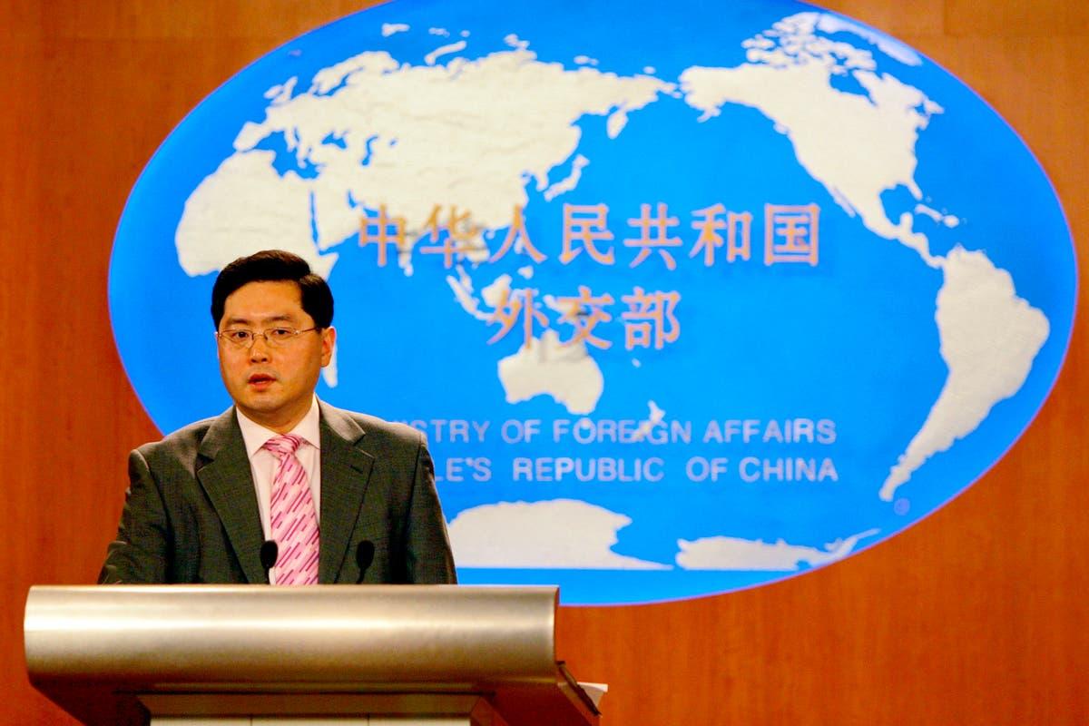 China sends new ambassador to US amid strained ties