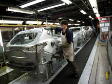 Pingdemic hinders car production bounce back