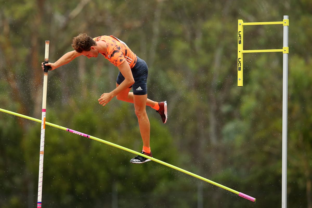 Australian athletics team put into isolation after US athlete tests positive for Covid