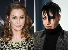 Marilyn Manson claims Esmé Bianco's sexual assault allegations are part of 'coordinated attack'