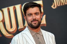 Jack Whitehall says he's 'over' being cut out of Frozen