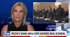 Laura Ingraham says Capitol police beaten by Trump mob have 'nobody to blame but themselves'
