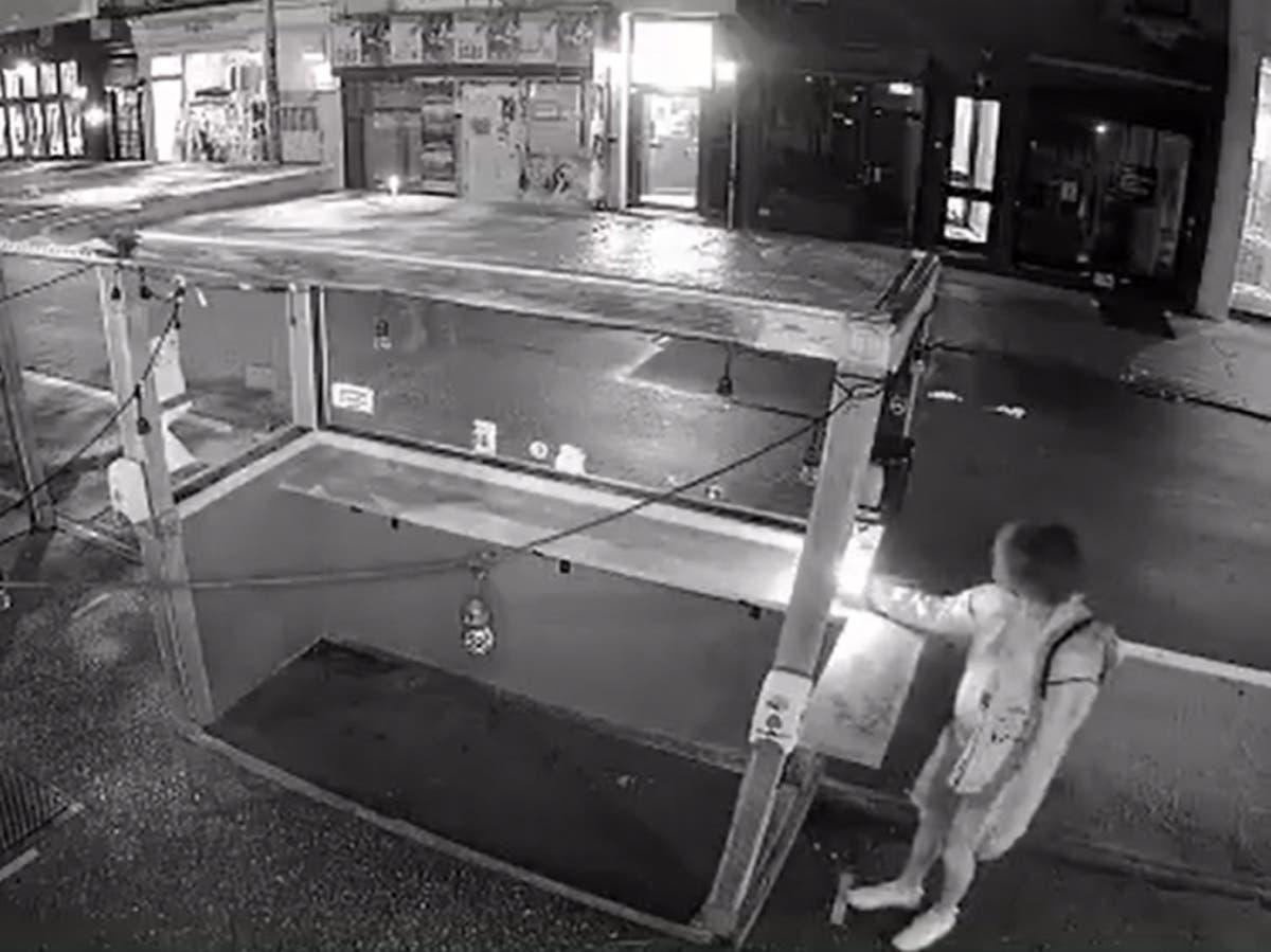 Top restaurant sommelier arrested over series of arson attacks across New York