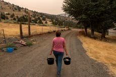 'Trying to survive': Wells dry up amid Oregon water woes