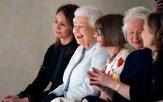 How Caroline Rush put British fashion on the global map