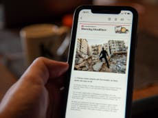 The Independent to launch Morning Headlines newsletter