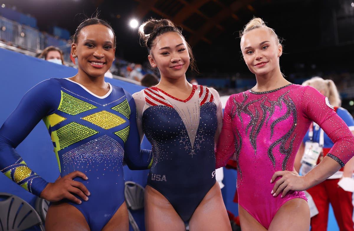 Sunisa Lee wins gymnastics all-around final - follow live