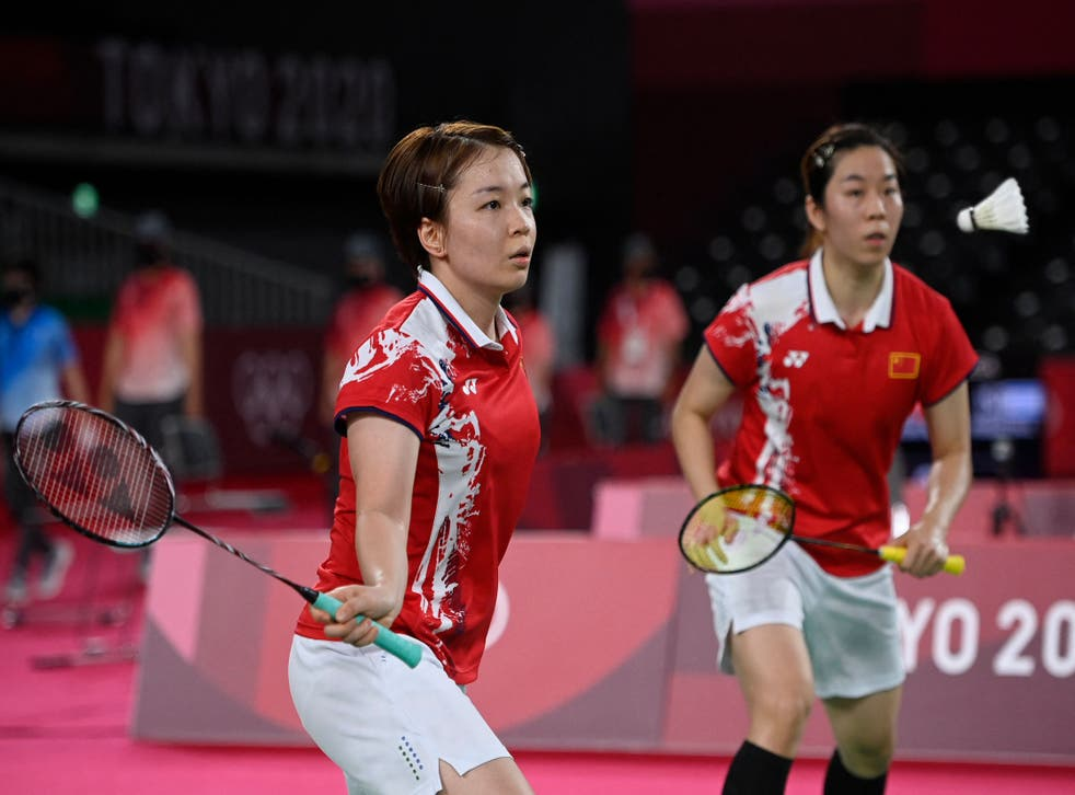 <p>The Women's Badminton final will take place on Sunday, Day 9 of the Olympics</s>