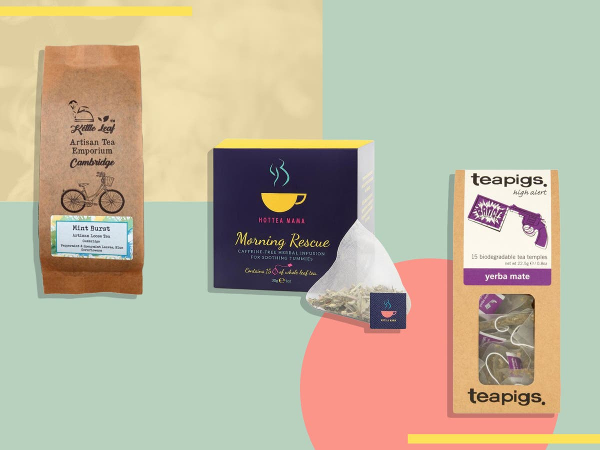 Tea-riffic herbal teas for sleep, anxiety, digestion and more