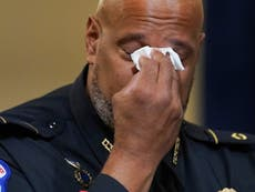 Trump belittles Capitol police with misogynistic slur