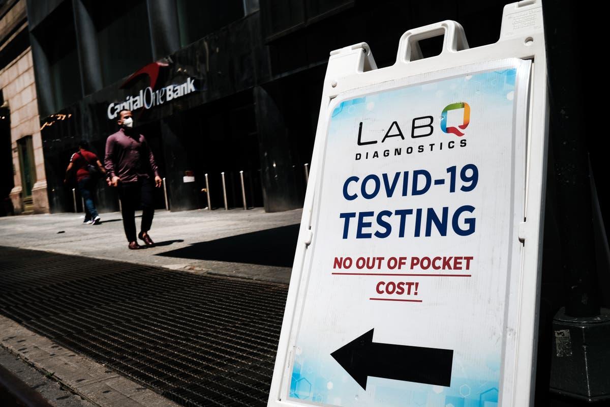 米国は世界で最も多くのCovid症例を報告しています