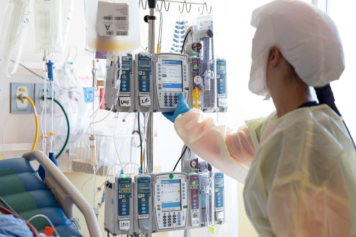 アーカンソー州の小児病院では、記録的な数のCovid患者が見られます