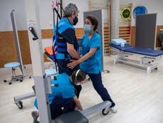 Alzheimer's disease signs seen in Covid patients suffering neurological symptoms