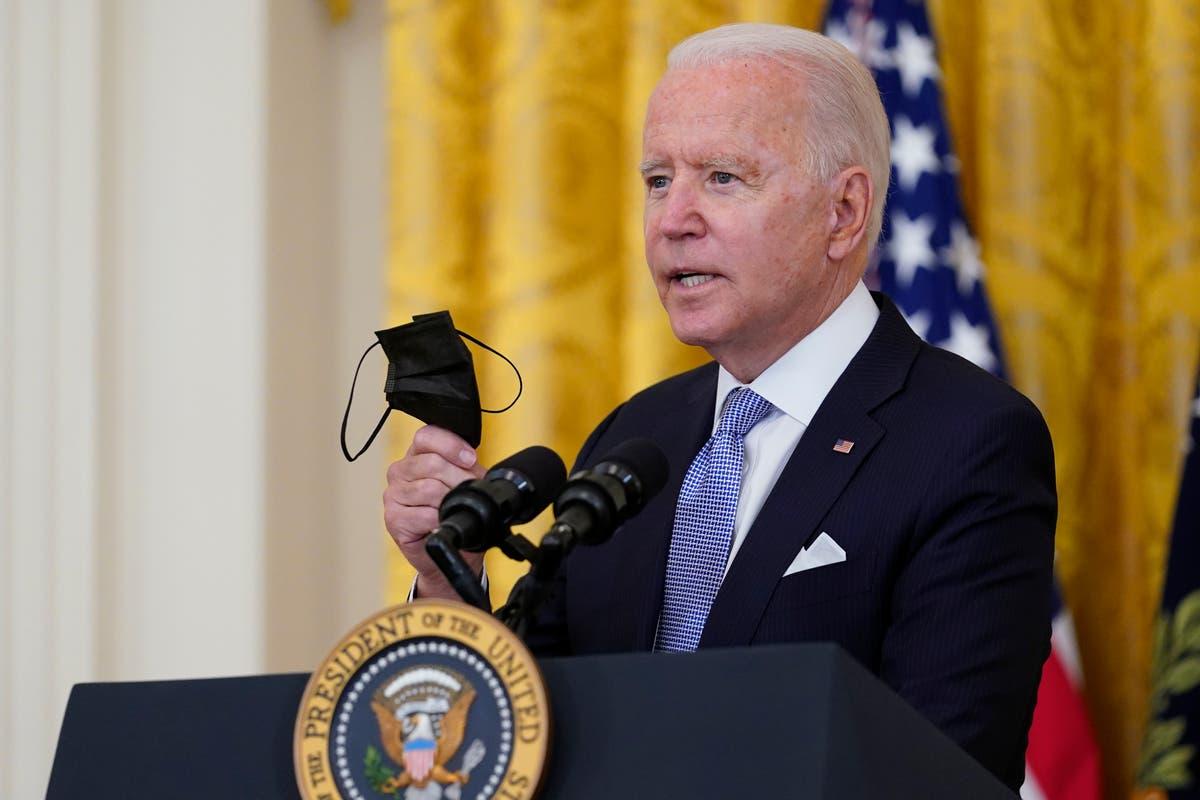 Biden lands win, but virus surge threatens to derail agenda