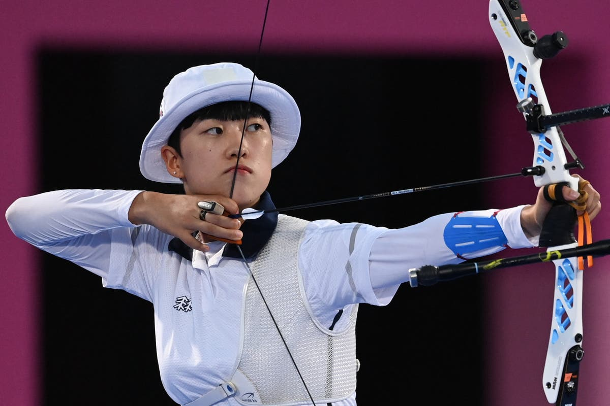 South Korean archer receives support after misogynistic criticism over her short hair