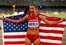 Olympian reveals how alleged stalker stole her Tokyo dream