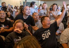 'Happy tears': Lee's gold sparks joy at home in Minnesota